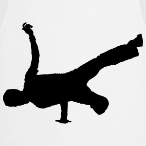 breakdance Camisetas - Delantal de cocina