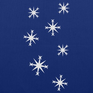 Snowflake Hoodies & Sweatshirts - Tote Bag
