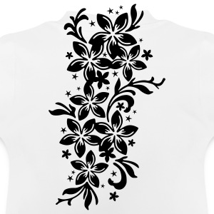 caribean_flowers Kinder Pullover - Baby T-Shirt
