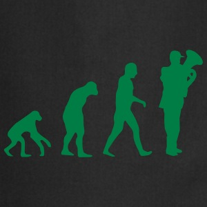 tuba evolution T-Shirts - Cooking Apron