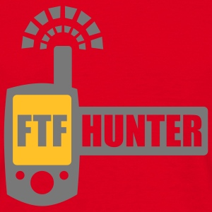 FTF_Hunter - 2color - Männer T-Shirt