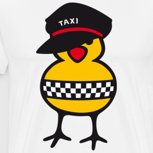 Taxi New York - T-shirt Premium Homme
