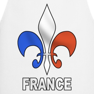 france T-shirts - Tablier de cuisine
