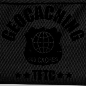 geocaching - 500 caches - TFTC / 1 color Felpe - Zaino per bambini