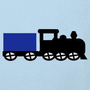 train Accessories - Kids' Organic T-shirt