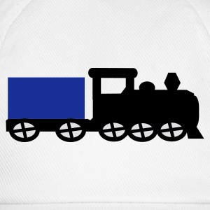 train Tazze - Cappello con visiera