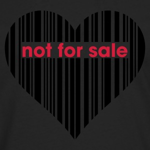 not for sale T-skjorter - Premium langermet T-skjorte for menn
