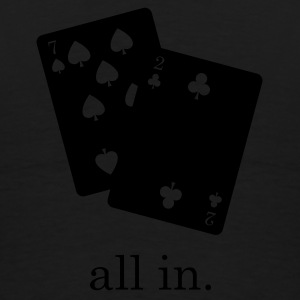 Black All In. Jackets - Men's Premium T-Shirt