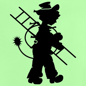 chimney sweep Kids' Tops - Baby T-Shirt