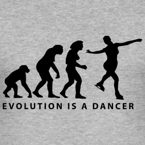 evolution_eiskunst_f_1c Hoodies & Sweatshirts - Men's Slim Fit T-Shirt