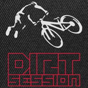Dirt Session Pullover - Snapback Cap
