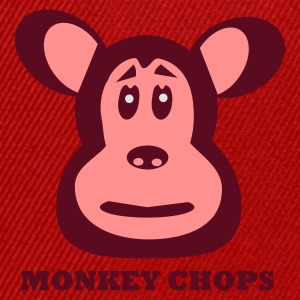Monkey Chops Tote Bag - Snapback Cap