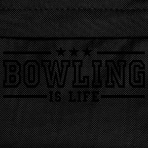 bowling is life deluxe Underwear - Kids' Backpack