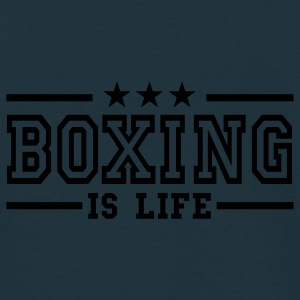 boxing is life deluxe Jacken - Männer T-Shirt