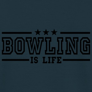 bowling is life deluxe Vestes - T-shirt Homme