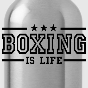 boxing is life deluxe Sweatshirts - Gourde