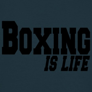 boxing is life Pullover - Männer T-Shirt