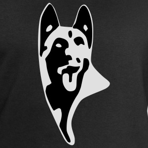 Malinois log T-shirts - Sweat-shirt Homme Stanley & Stella