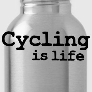 cycling is life Fartuchy - Bidon