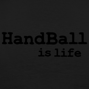 handball is life Jacks - Mannen Premium T-shirt