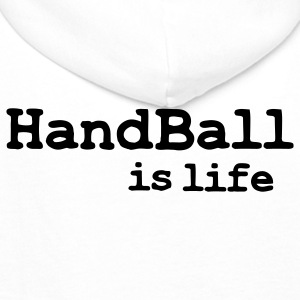 handball is life Jacken - Männer Premium Hoodie