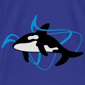 killer whale Bags  - Men's Premium T-Shirt