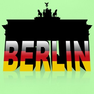 Brandenburg Gate in Berlin (Germany) - Baby T-Shirt