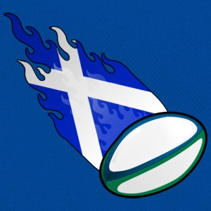Rugby Fireball Scotland - Torba retro