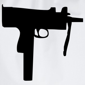 gun uzi weapon T-shirts - Gymnastikpåse