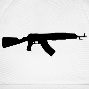 gun rifle T-Shirts - Baseball Cap