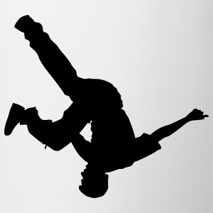 breakdance T-shirts - Kop/krus