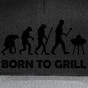 born to grill T-Shirts - Snapback Cap