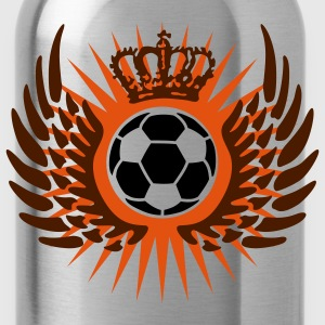 fussball_d_3c Shirts - Water Bottle
