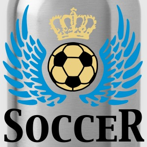 soccer_a_3c Shirts - Water Bottle