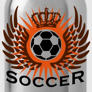 soccer_e_3c Shirts - Water Bottle