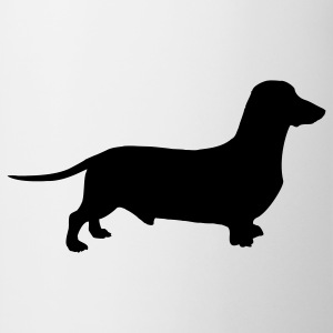 weiner dog T-shirt - Tazza