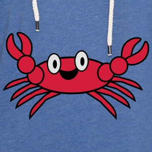crab Accessories - Light Unisex Sweatshirt Hoodie
