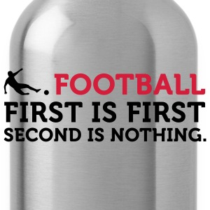Football - Second is Nothing (2c) Gensere - Drikkeflaske
