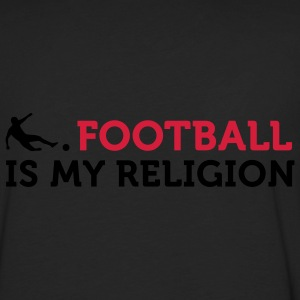 Football - My Religion (2c) Sweatshirts - T-shirt manches longues Premium Homme