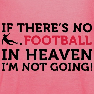 Football - In Heaven (2c) Bags  - Women's Tank Top by Bella