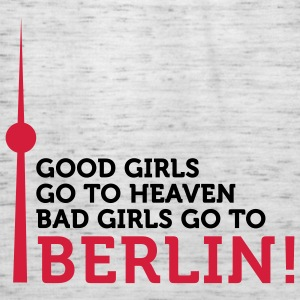 Bad Girls go to Berlin (2c) Pullover - Top da donna della marca Bella