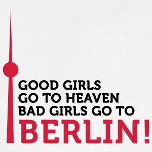 Bad Girls go to Berlin (2c) Tasker - Baseballkasket