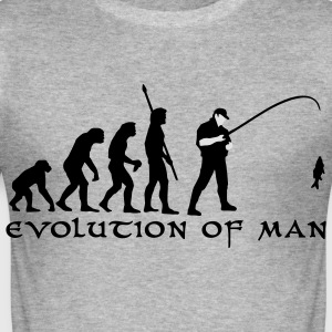 evolution_angler_b_2c_fisch Hoodies & Sweatshirts - Men's Slim Fit T-Shirt