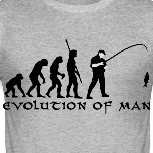 evolution_angler_b_2c_fisch Sweaters - slim fit T-shirt