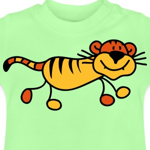 Sweet little tiger Kids' Tops - Baby T-Shirt