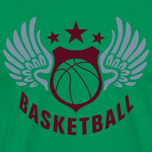 basketball_n_2c  Aprons - Men's Premium T-Shirt