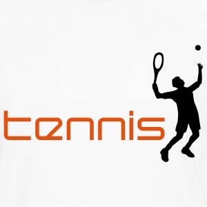 tennis_h_2c T-Shirts - Men's Premium Longsleeve Shirt