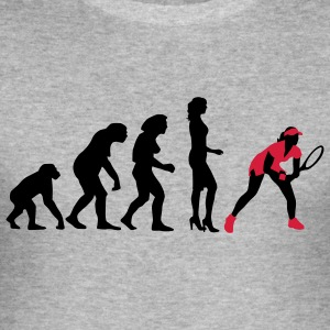 evolution_female_tennis_2c Sweaters - slim fit T-shirt
