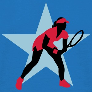 tennis_female_g_3c_star Parapluies - T-shirt Homme