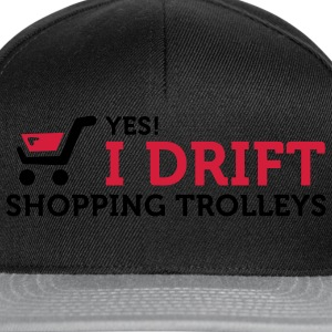 I Drift Shopping Trolleys (2c) Förkläden - Snapbackkeps